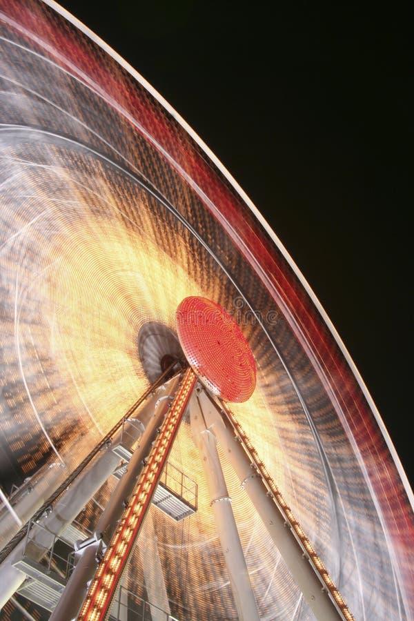 De close-up van het reuzenrad royalty-vrije stock afbeelding