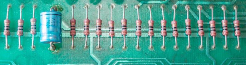 De close-up van de kringsraad stock afbeelding