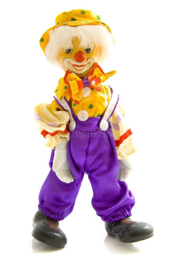De clown stock foto