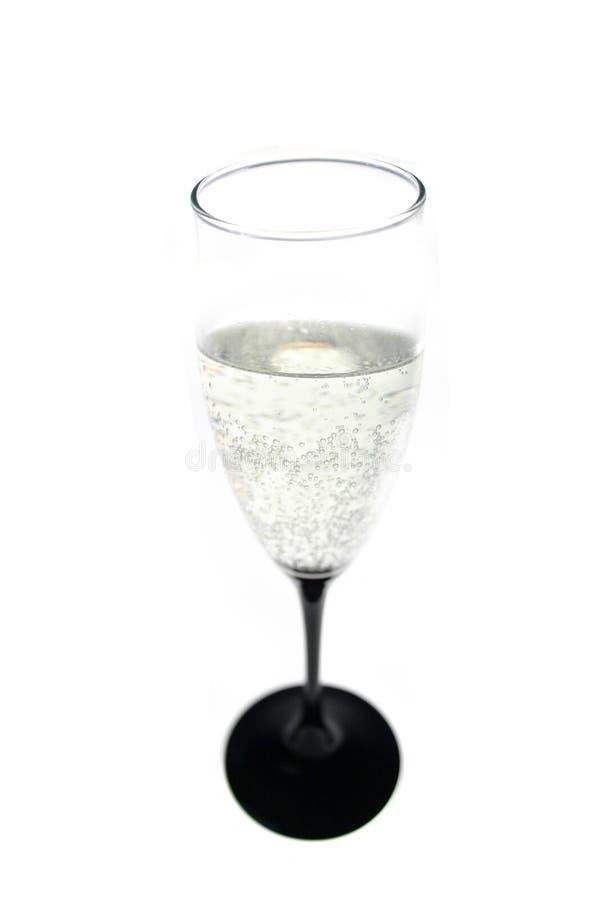De cocktail van Champagne stock afbeelding