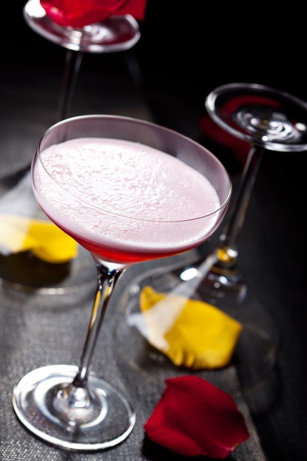 De Cocktail van de klaverclub royalty-vrije stock foto