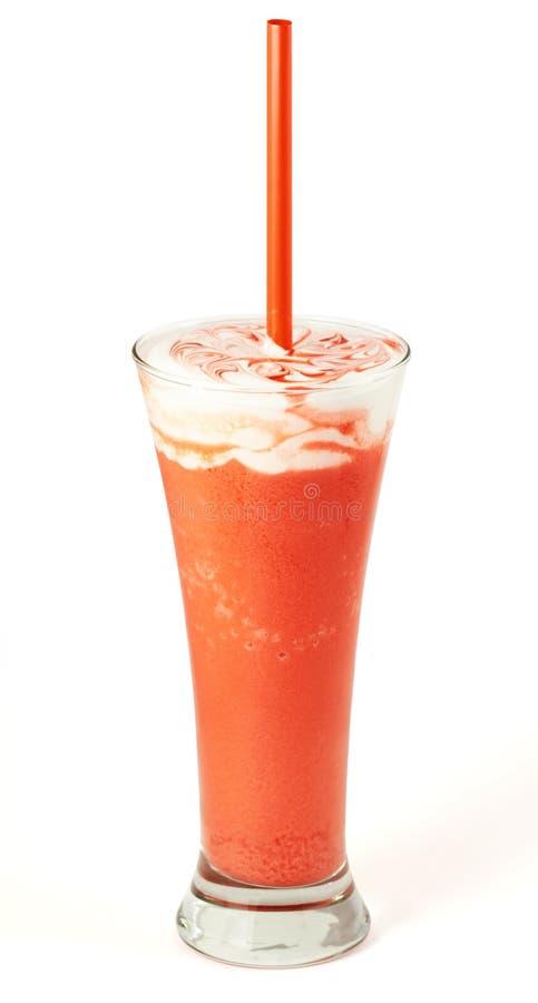 De cocktail van de koffie in glas #4 royalty-vrije stock foto