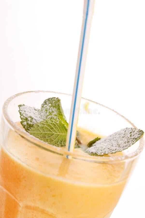 De cocktail van de mango stock foto's