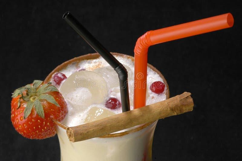 De cocktail van het fruit royalty-vrije stock fotografie