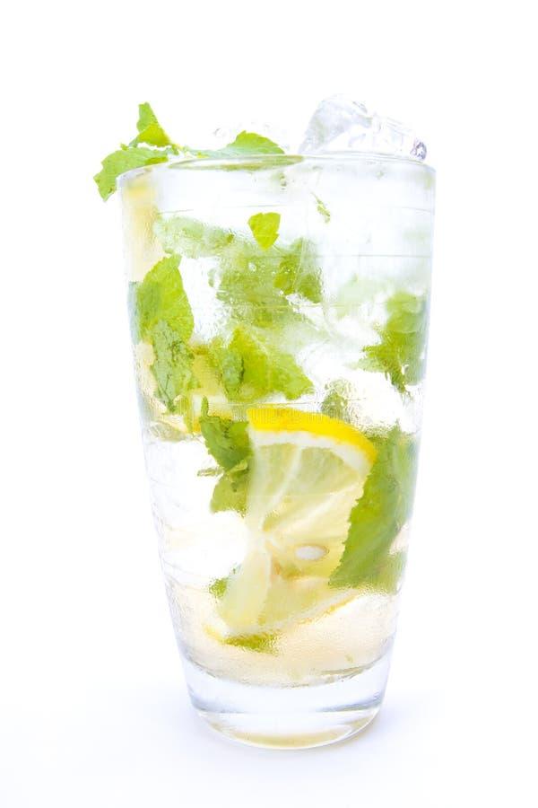 De cocktail van Mojito royalty-vrije stock afbeeldingen