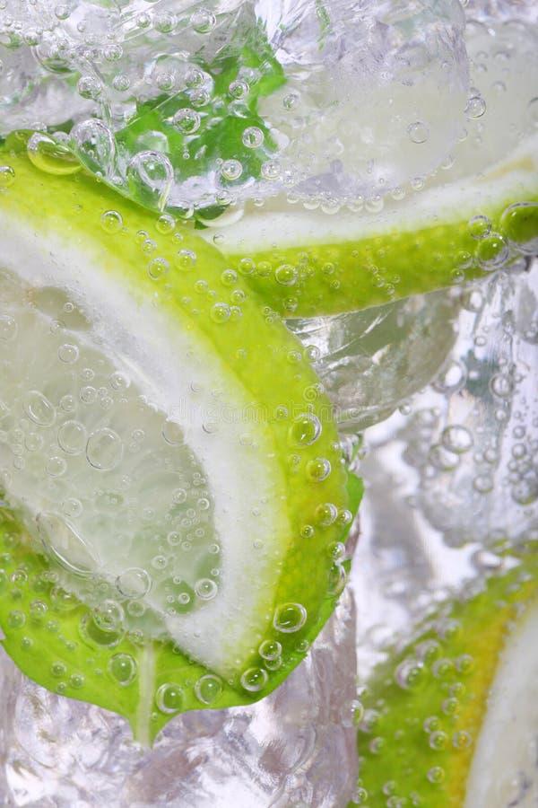 De cocktail van Mojito royalty-vrije stock fotografie