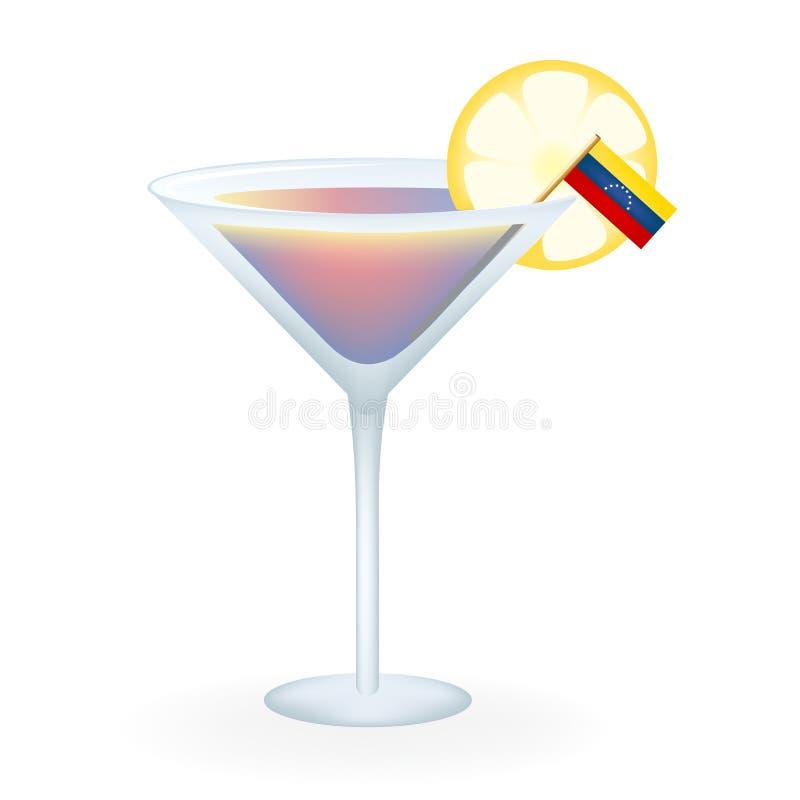 De Cocktail van Venezuela royalty-vrije stock foto