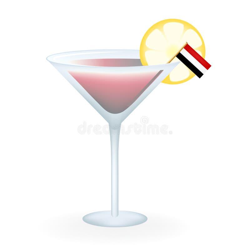 De Cocktail van Yemen royalty-vrije stock fotografie