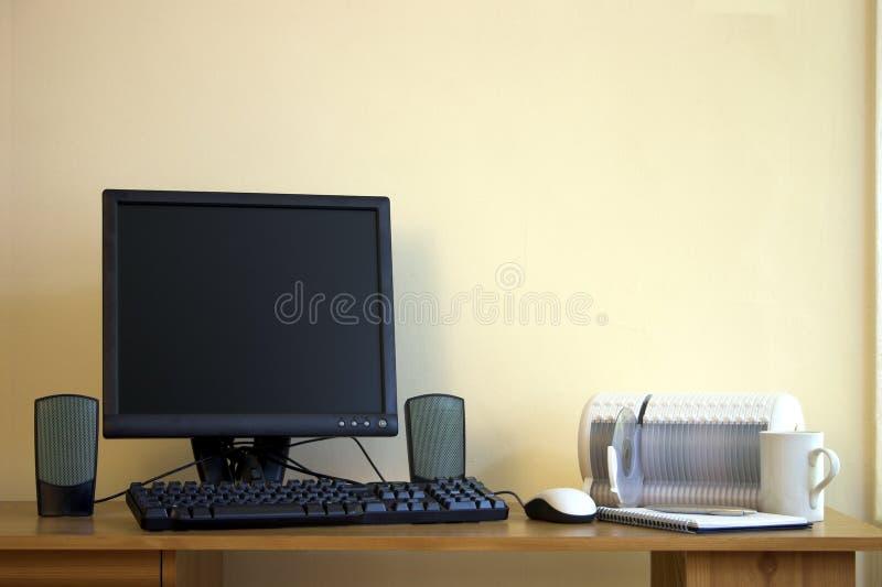 De computadora personal fotografía de archivo