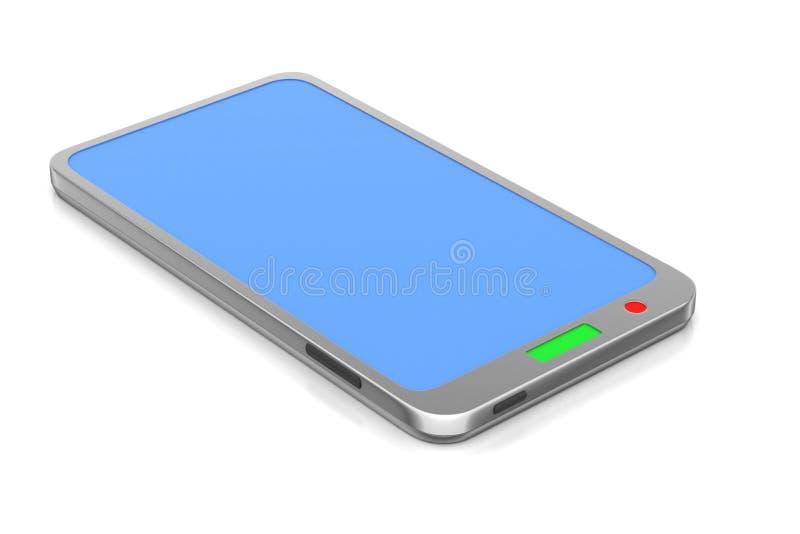De computer van de tablet royalty-vrije illustratie