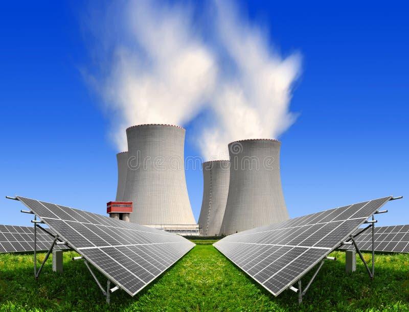 De concepten van de energie royalty-vrije stock foto