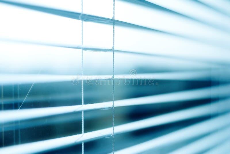 De conceptuele jaloezie van fotozonneblinden stock afbeeldingen