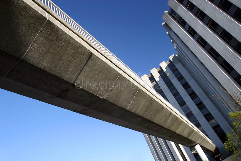 De concrete Wildernis royalty-vrije stock foto