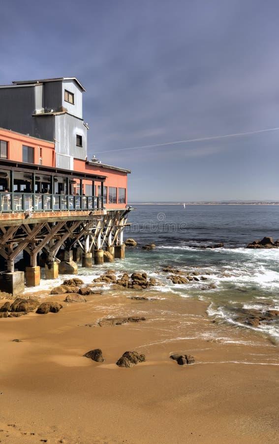De conservenfabriek, Monterey royalty-vrije stock afbeeldingen