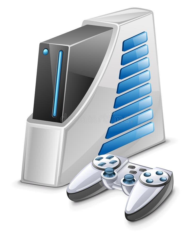 De Console van het spel