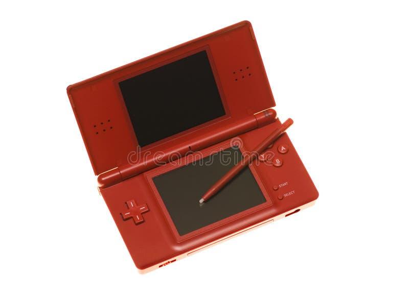 De console van het spel royalty-vrije stock foto's