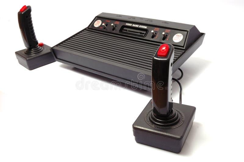 De console van het videospelletje royalty-vrije stock fotografie