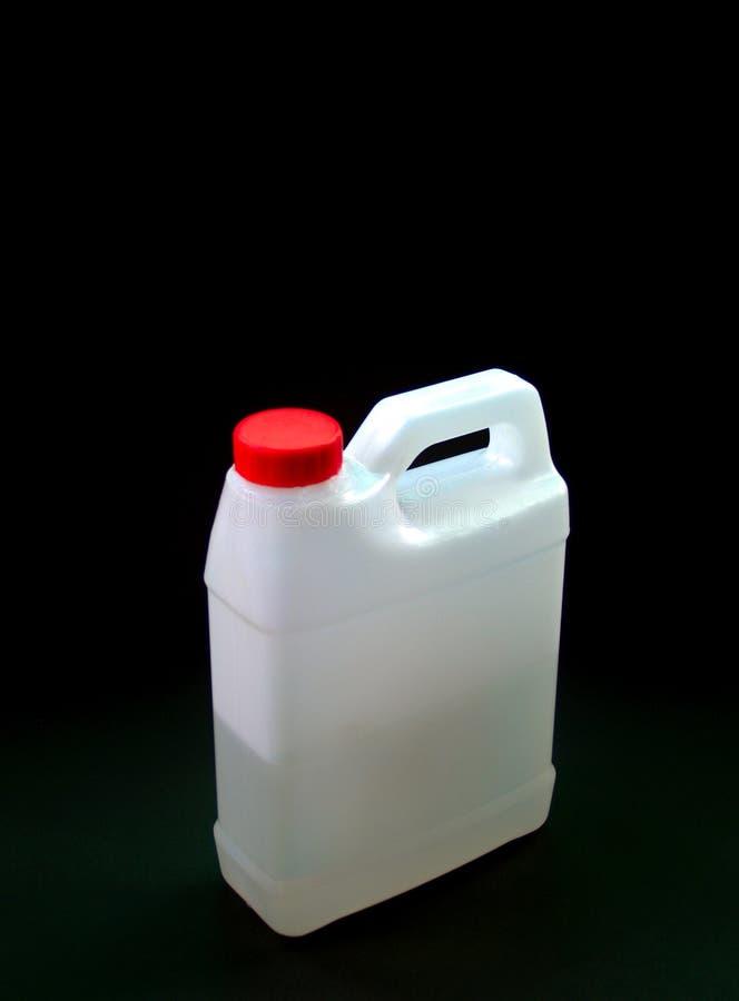 De container van de gallon stock fotografie