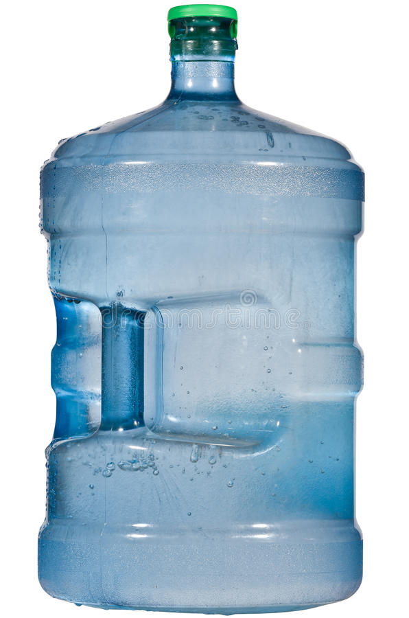 De Container van het water royalty-vrije stock foto's
