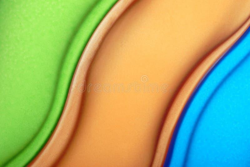De contour van Curvy stock afbeeldingen
