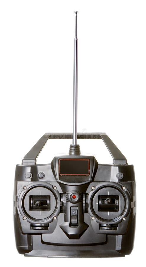 De controle remoto para helicopers (ou aviões ou carro fotos de stock royalty free