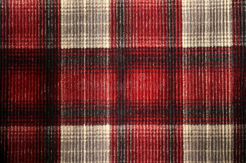 Download De Corduroy Textuur Van De Plaid Stock Foto - Afbeelding: 46496