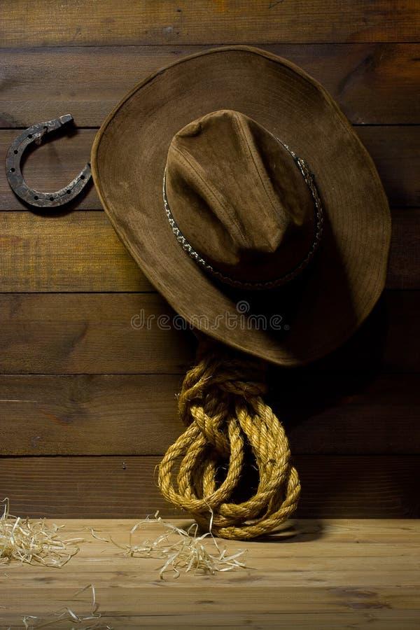 De cowboy toujours durée images stock