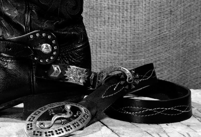 De cowboy toujours durée occidentale image libre de droits