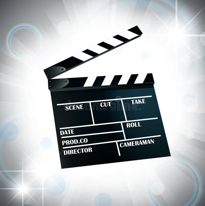 De cracker van de film stock illustratie