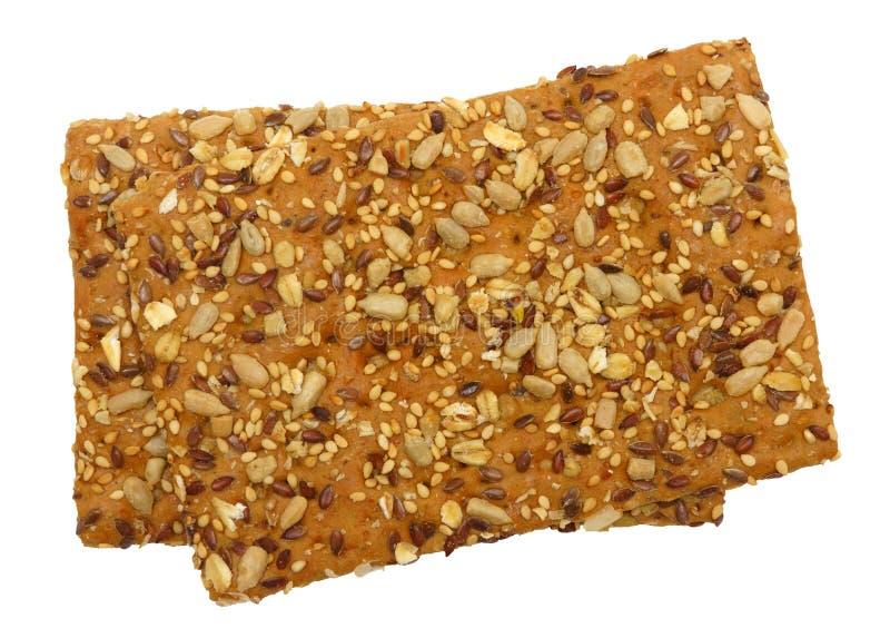 De cracker van Healty royalty-vrije stock afbeelding