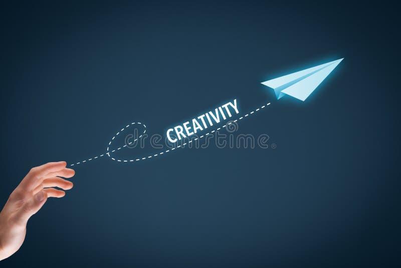 De creativiteitverbetering royalty-vrije stock foto's