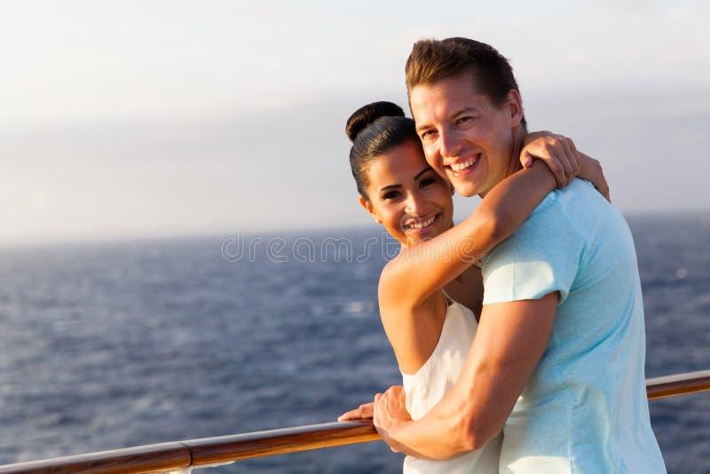 De cruise van de vrouwenvriend stock foto