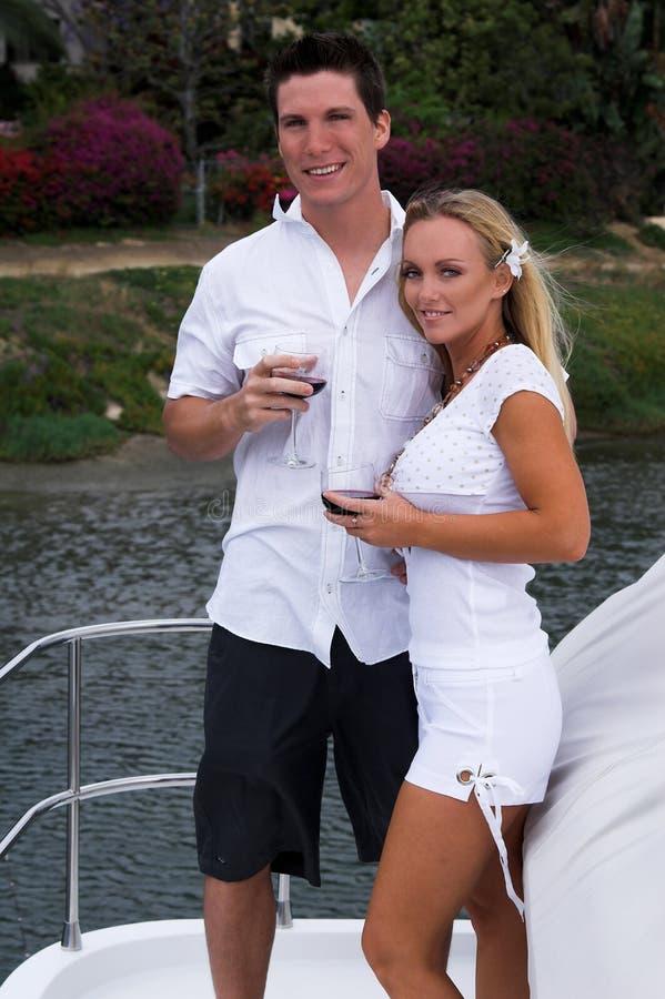 De Cruise van de wijn royalty-vrije stock afbeelding