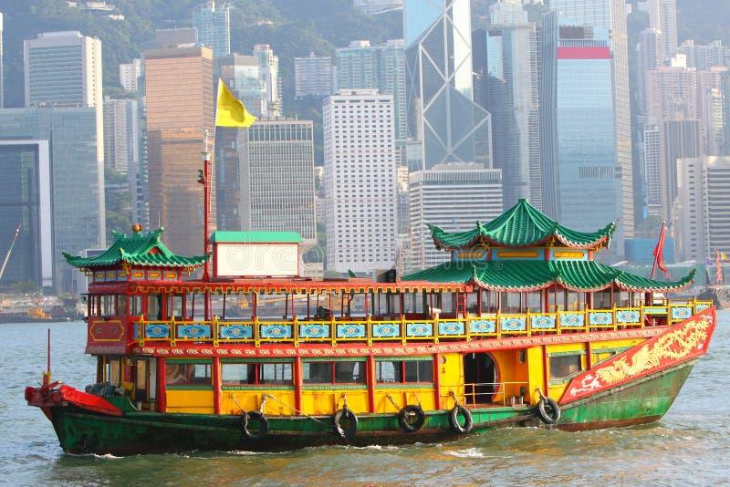 De Cruise van het sightseeing royalty-vrije stock afbeelding
