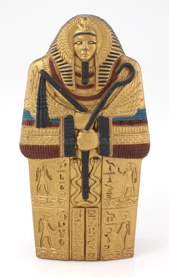 De crypt van Egypte royalty-vrije stock foto