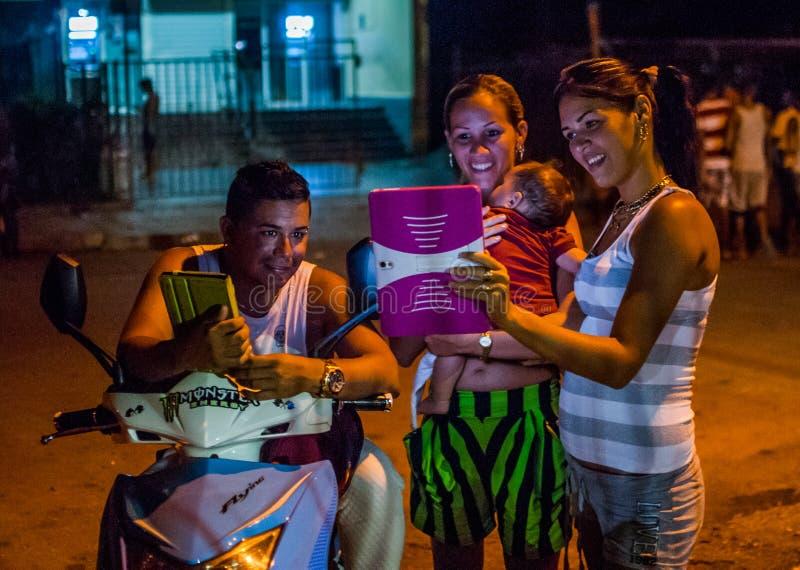 De Cuba ao mundo 5 imagens de stock royalty free