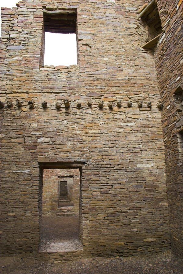 De Cultuur van Chaco stock afbeelding