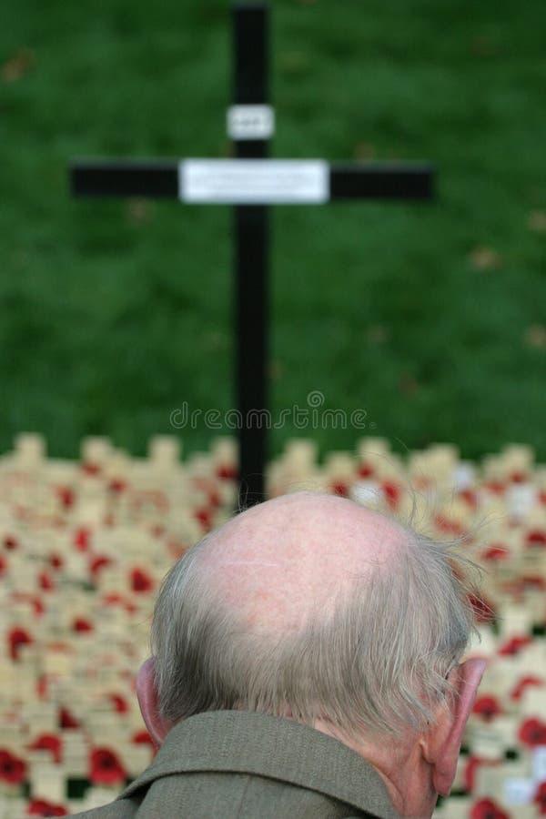 De dag van de herinnering royalty-vrije stock afbeeldingen