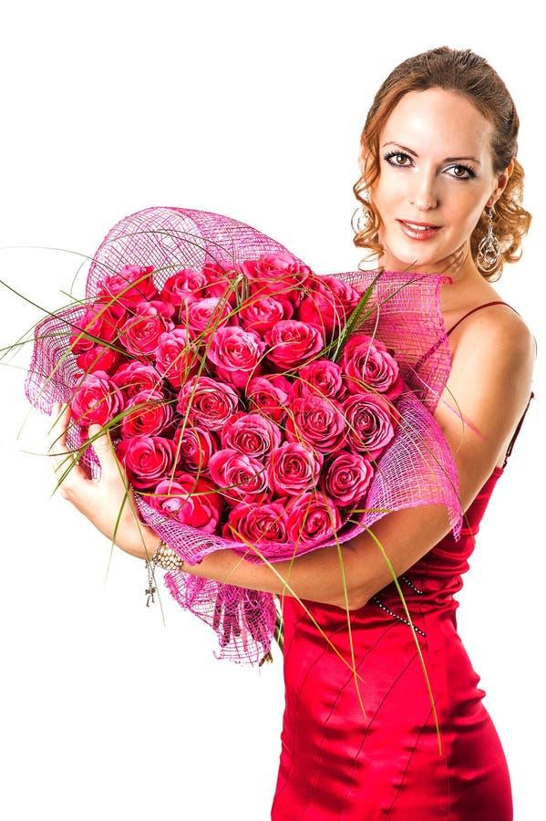 De Dag van de valentijnskaart. royalty-vrije stock foto's