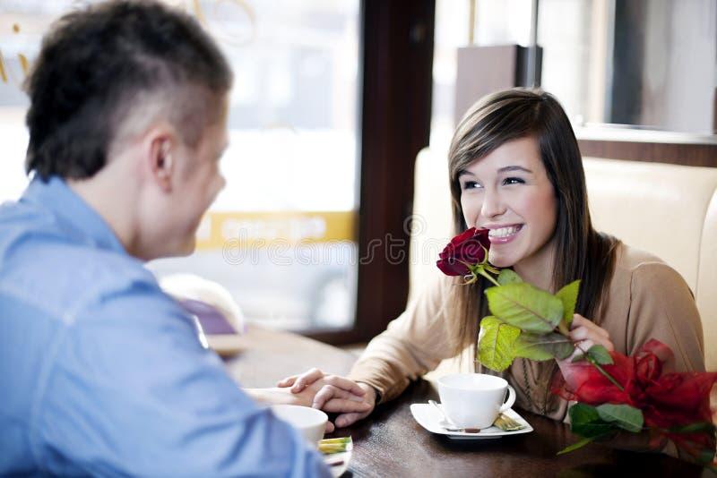 De Dag van de valentijnskaart royalty-vrije stock foto