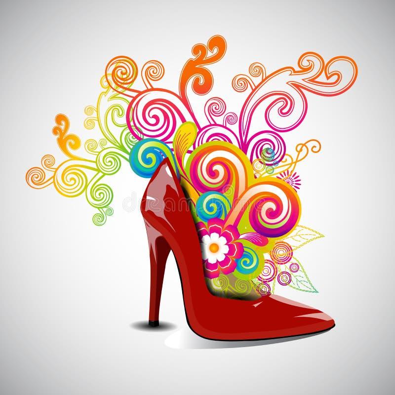 De Dag van gelukkige Vrouwen vector illustratie