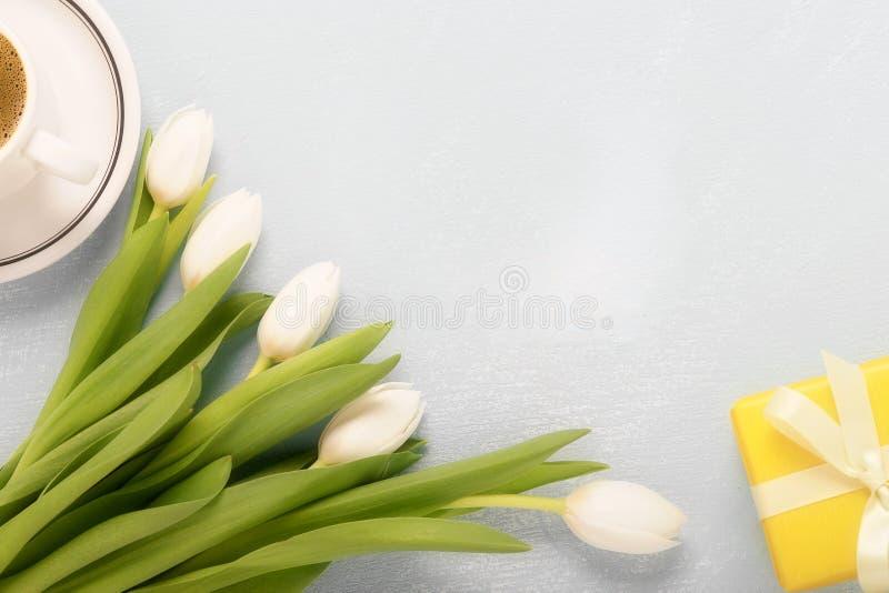 8 de dag van de gelukkige vrouwen van Maart royalty-vrije stock foto