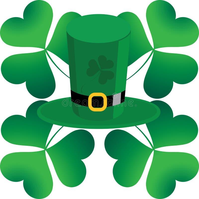 De Dag van heilige Patrick royalty-vrije illustratie