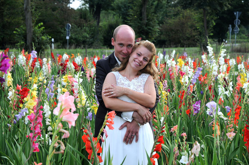 Download De dag van het huwelijk stock foto. Afbeelding bestaande uit bruids - 54076948