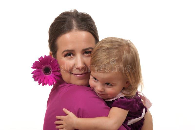 De Dag van moeders stock foto's