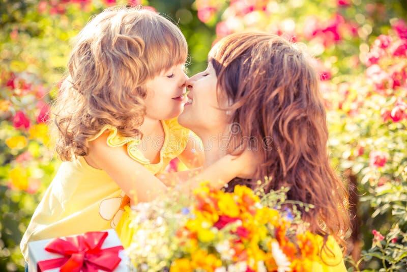 De dag van moeders royalty-vrije stock fotografie
