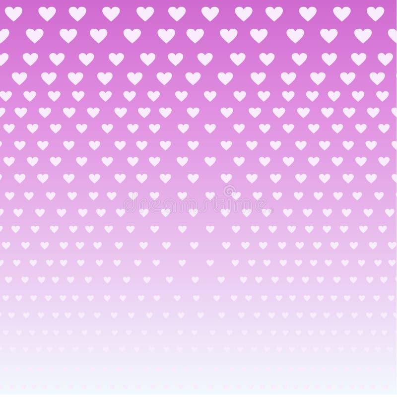 De dag van de valentijnskaart `s vector illustratie