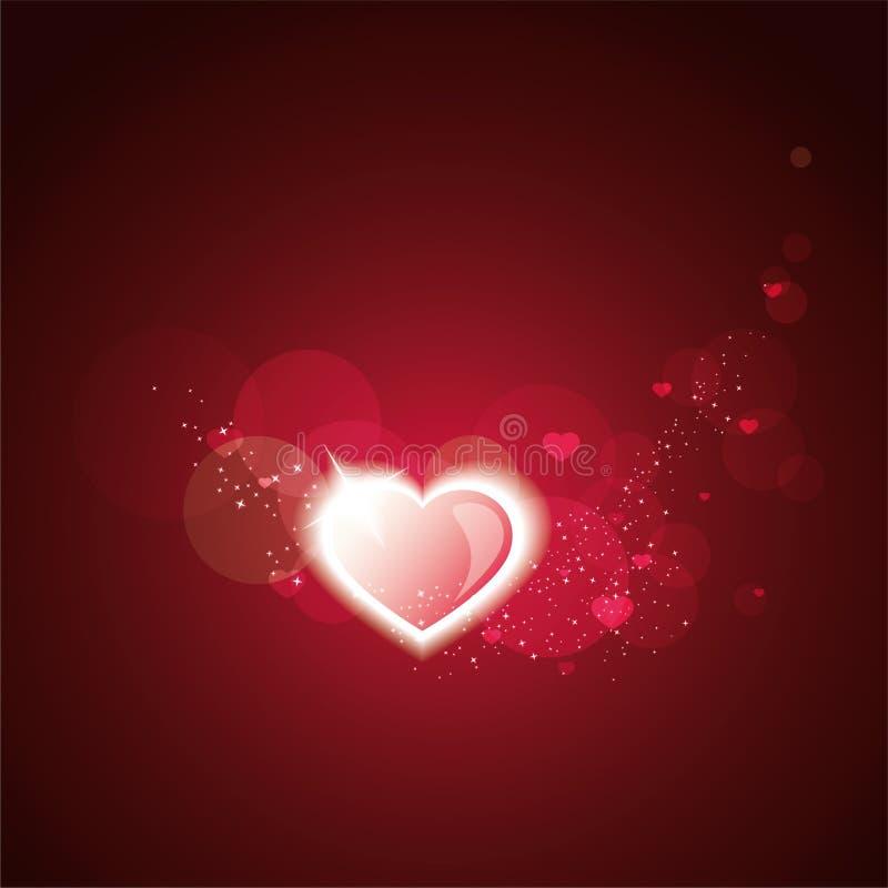 De dag van Valentineâs royalty-vrije illustratie
