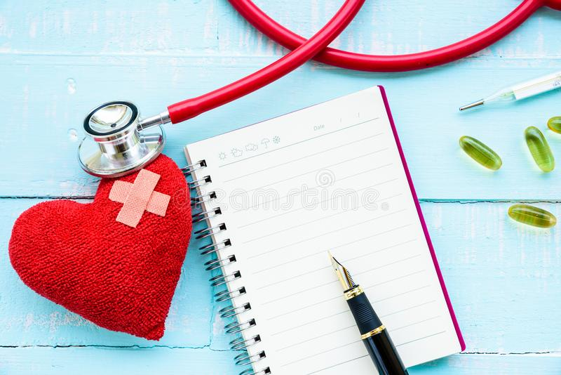 De dag van de wereldgezondheid, Gezondheidszorg en medisch concept stock foto's