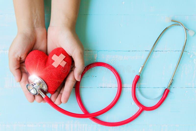 De dag van de wereldgezondheid, Gezondheidszorg en medisch concept royalty-vrije stock fotografie